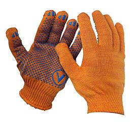 Перчатки рабочие Сталь 21105-V
