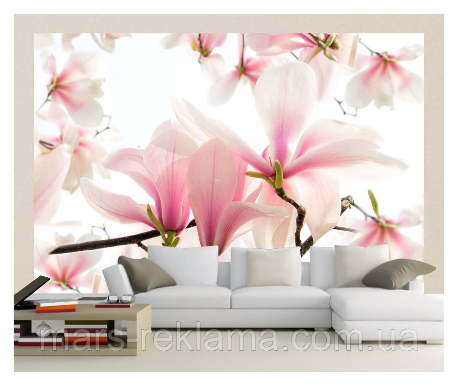 "3D фотообои ""Ветви орхидеи"""