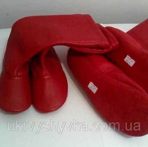 Чешки-чобітки червоні дитячі fbb240aa28e0e