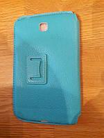 Чехол Yoobao Executive Leather Case для планшета iPad mini бирюза