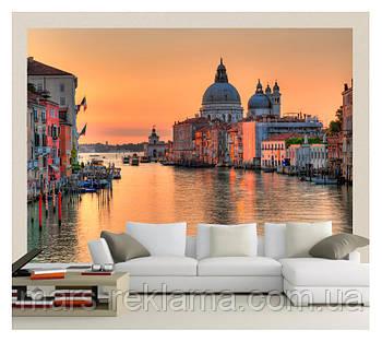 3D фотошпалери «Гранд канал Венеція»