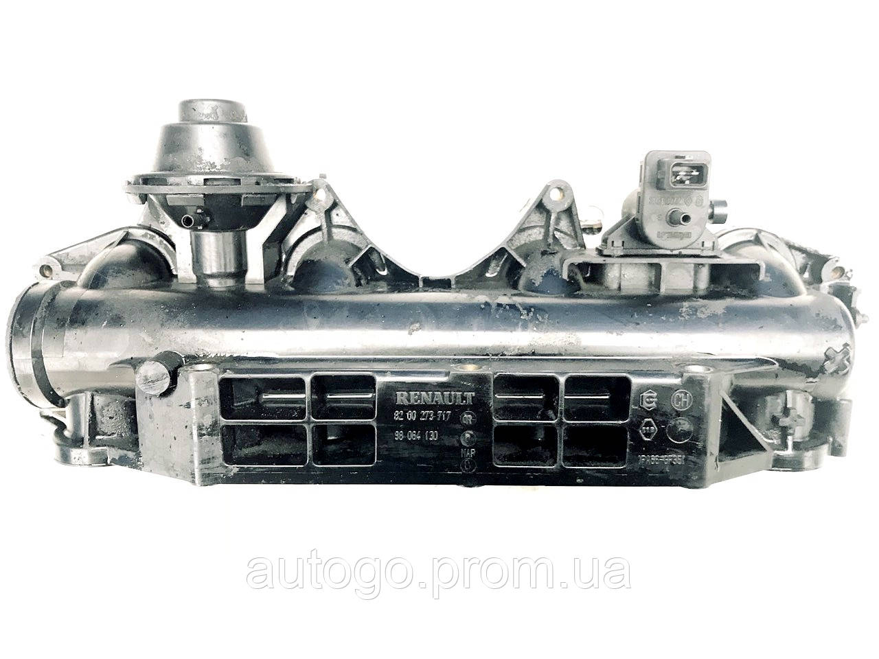 Впускной коллектор Renault Laguna II 2.2 DCI 8200273717