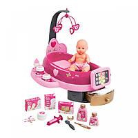 Игровой центр Smoby Baby Nurse для ухода за куклой с пупсом 220317