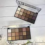 Палитра теней 18 цветов, make up studio dodo girl, фото 2