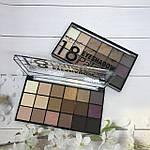 Палитра теней 18 цветов, make up studio dodo girl, фото 3