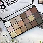 Палитра теней 18 цветов, make up studio dodo girl, фото 5