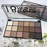 Палитра теней 18 цветов, make up studio dodo girl, фото 7