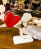 Ангел з серцем, сувенір на день святого Валентина, фото 4