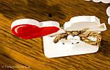 Ангел з серцем, сувенір на день святого Валентина, фото 3