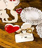 Ангел з серцем, сувенір на день святого Валентина, фото 6
