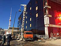 Автовышка 22 метра в Киеве (аренда локтевой автовышки ВС-22 Киев)