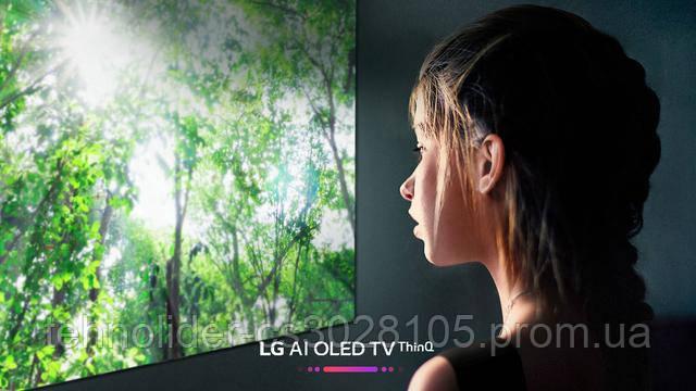 LG AI OLED TV ThinQ фото