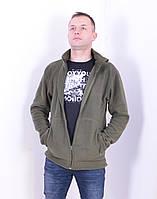 Кофта флисовая, БАЗА - 230 гр/м Темная Олива