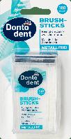 Зубная микро-щетка Dontodent Brush-Sticks, 150 шт.
