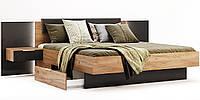 Кровать 180х200 с тумбами без каркаса Луна ТМ Миромарк