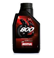 Масло моторное Motul 800 2T FL Road Racing 1L