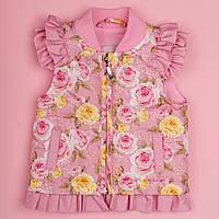Жилет Zironka 34-7009-2 68 см Розовый