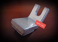 Контакт КПД-114 КПП-114 ТКПД-114 неподвижный медь, фото 1
