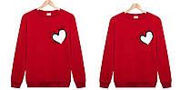 Джемпер MY HEART красный, фото 1