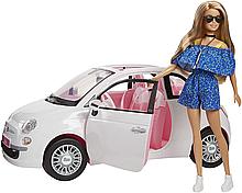 Игровой набор Барби с машиной Фиат