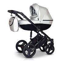 Универсальная коляска 2в1 Verdi Mirage Eco Premium (Limited) 04 Silver