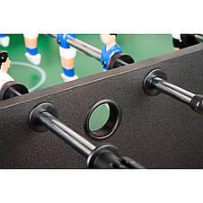 Настольный футбол Glasgow - 121 х 61 х 81,3 см, кикер, фото 3