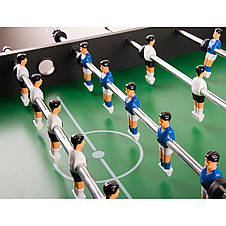 Настольный футбол Glasgow - 121 х 61 х 81,3 см, кикер, фото 2