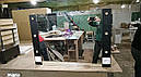 Гримерный стол с навесным зеркалом, зеркало с лампами, фото 3