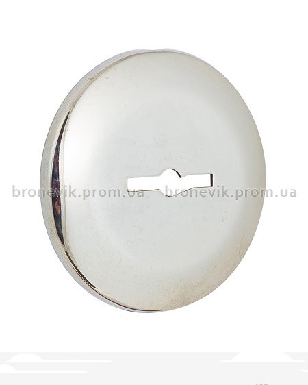 Броненакладка MUL-T-LOCK A731 MATRIX ROUND Хром_полірований BRIGHT_CR Без шторки