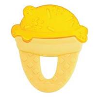 Зубное кольцо охлаждаемое с водой Chicco Мороженое