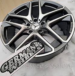Диски 21 Mercedes G- class W464 AMG