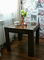 Журнальный или кофейный столик из березы.