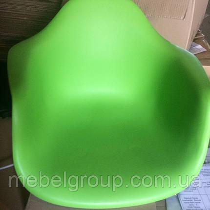Кресло Тауэр Вуд зеленое, фото 2