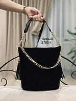 Стильная женская сумка с цепочкой, фото 1