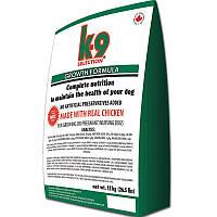 Корм К-9 SELECTION GROWTH FORMULA для щенков, беременных и кормящих сук (курица), 12 кг