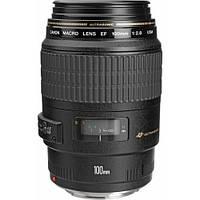 Объектив Canon EF 100mm f/2.8 USM Macro ( на складе )