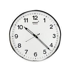 Годинники настінні Rikon 7651 White