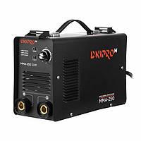 Сварочный аппарат IGBT Dnipro-M ММА-250|СКИДКА ДО 10%|ЗВОНИТЕ