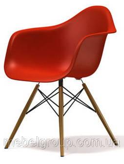 Кресло Тауэр Вуд красное
