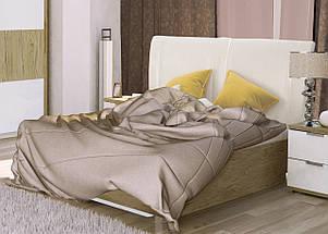 Кровать Верона 180*200 мягкая спинка с каркасом ТМ Миро Марк, фото 2
