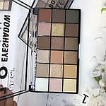 Палитра теней 18 цветов, make up studio dodo girl, фото 10