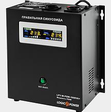 Стабилизатор напряжения 0.7 кВт однофазный Logicpower LPY- W - PSW-1000VA+ (700Вт) 10A/20A