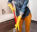Перчатки латексные для хозяйственных работ Супер Грип (Super Grip), фото 3