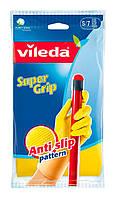 Перчатки латексные для хозяйственных работ Супер Грип (Super Grip), фото 1