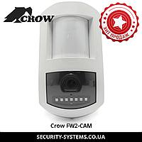 Беспроводной уличный датчик движения Crow FW2-PIRCAM-OUT