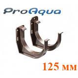 Заглушка правая жёлоба ProAQUA Ø150 мм графит (Система 125/90), фото 9