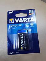 Батарейка VARTA LONGLIFE Power 9V/6LR61 (4922 121411)