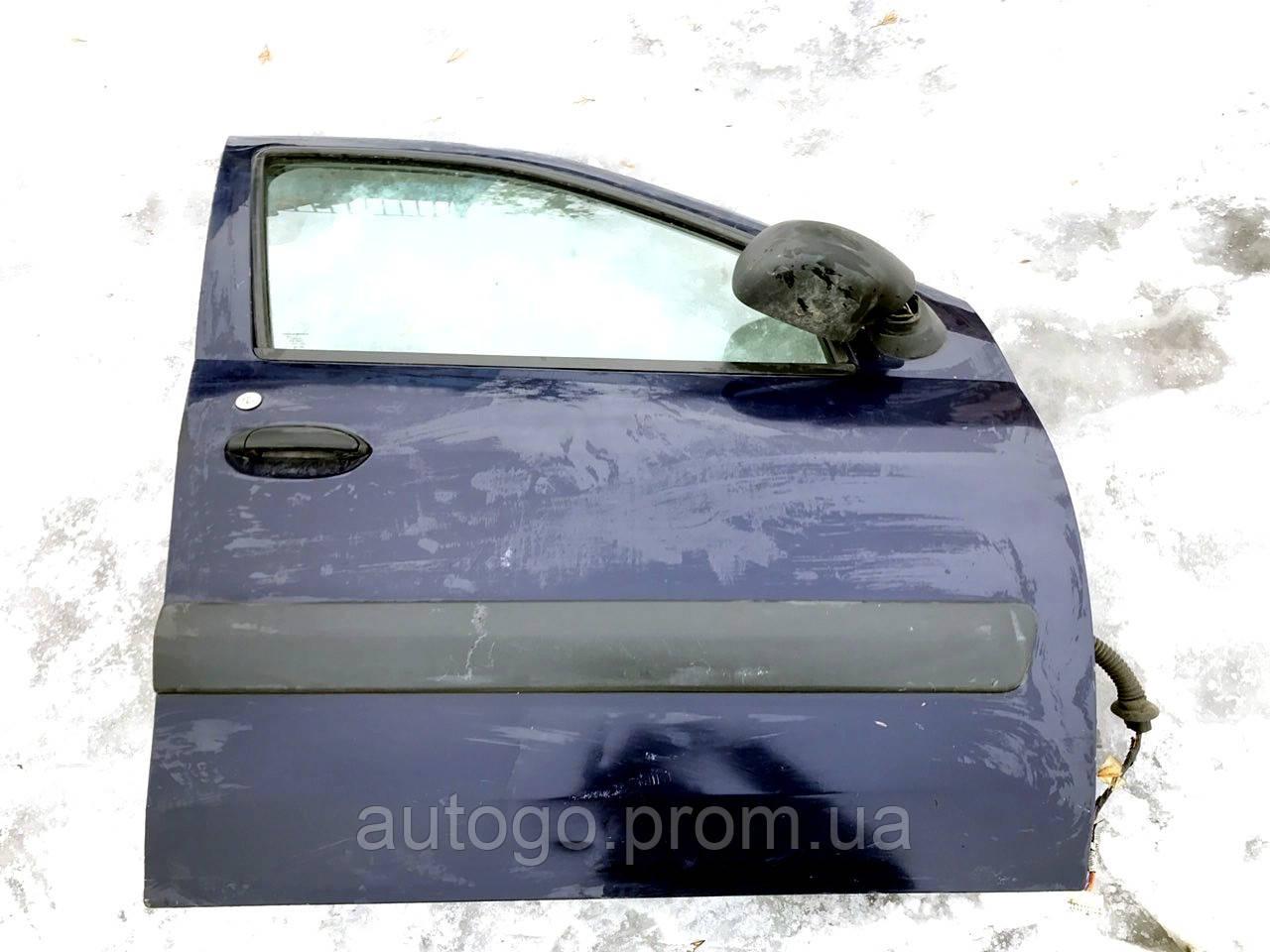 Дверь передняя правая Renault Dacia Logan, фото 1