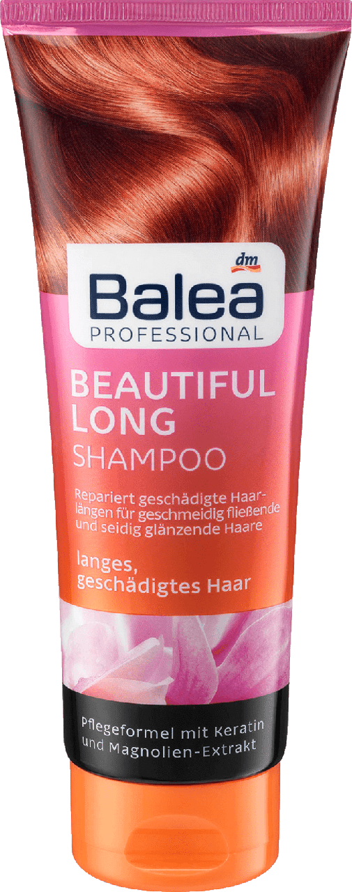 Шампунь Balea Professional Beautiful Long