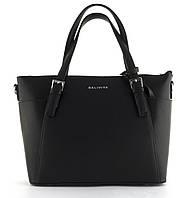 Удобная надежная стильная прочная женская сумка BALIVIYA art. 7335 черная, фото 1